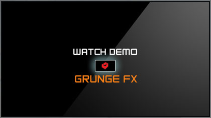 Watch Grunge Alpha Transitions Demo