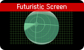 Futuristic Screen