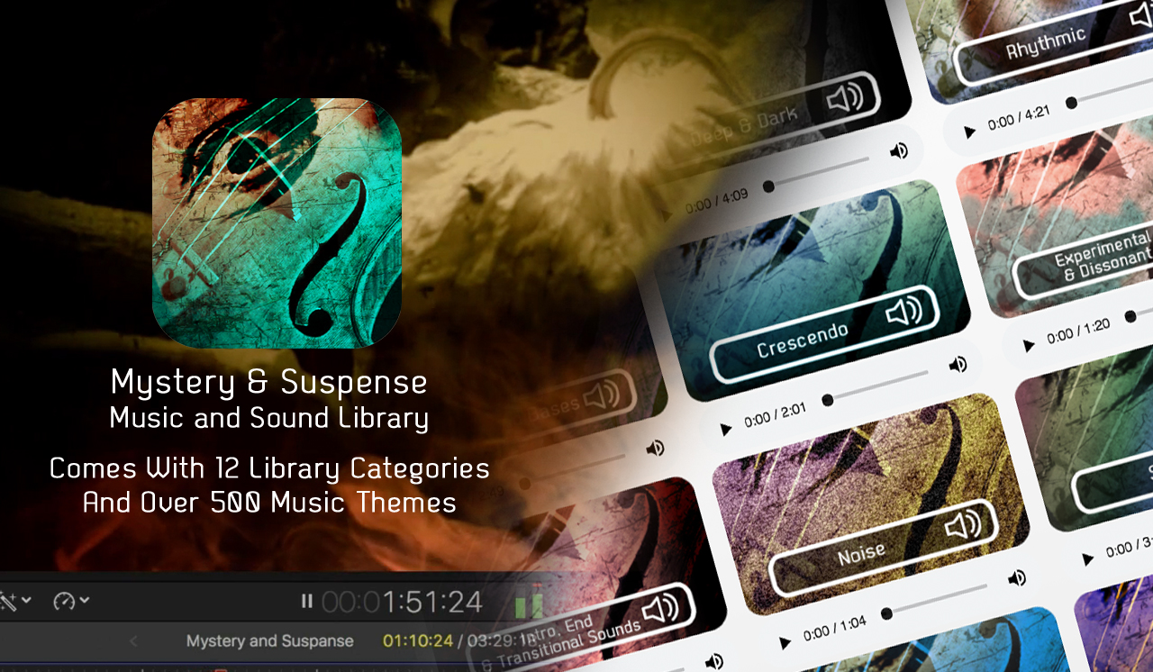 Luca Visual FX - Effects & Transitions Plugins & Templates